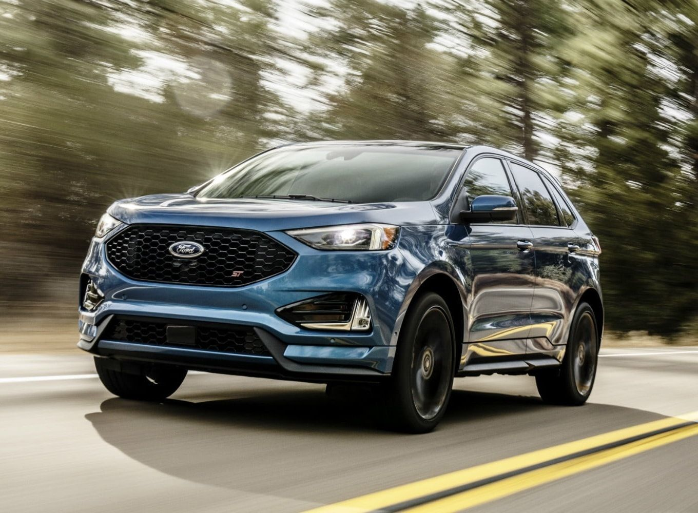 Ford Edge 2020 Exterior And Interior Review With Images Ford