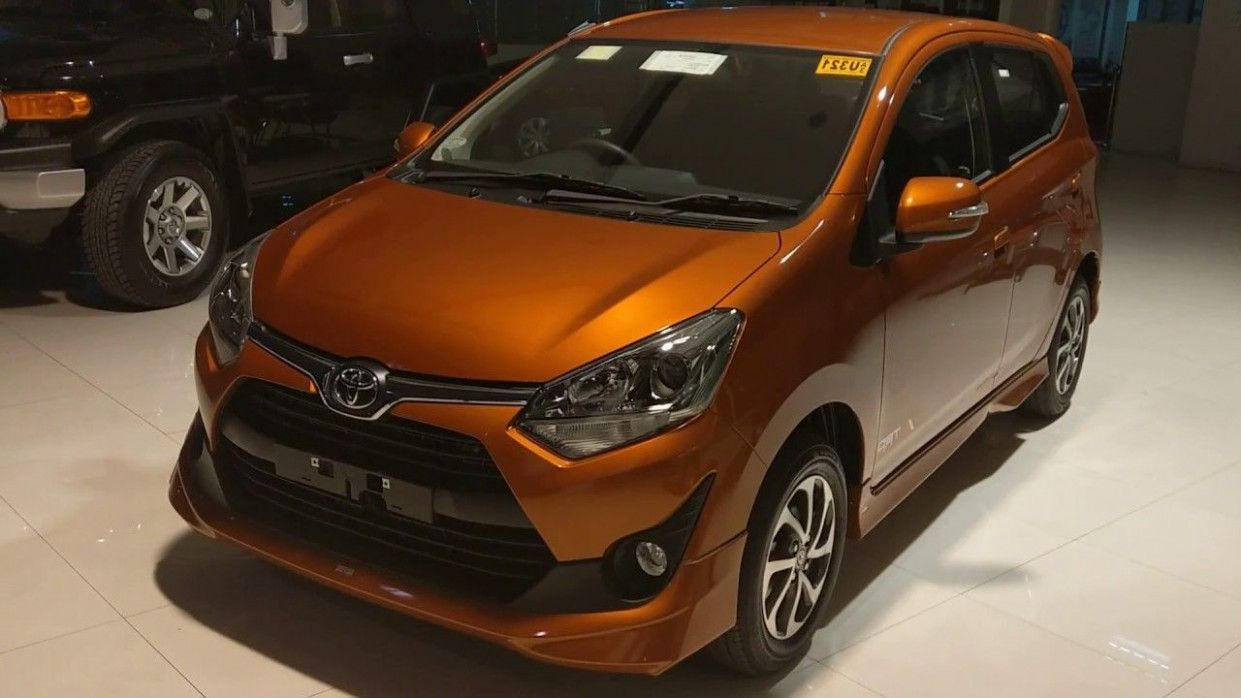 Five Ingenious Ways You Can Do With Toyota Wigo 2020 Interior Toyota Concept Cars Performance Cars