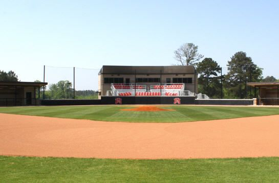 East Mississippi Cc Scooba Ms Played Here Scooba College Baseball Baseball Field