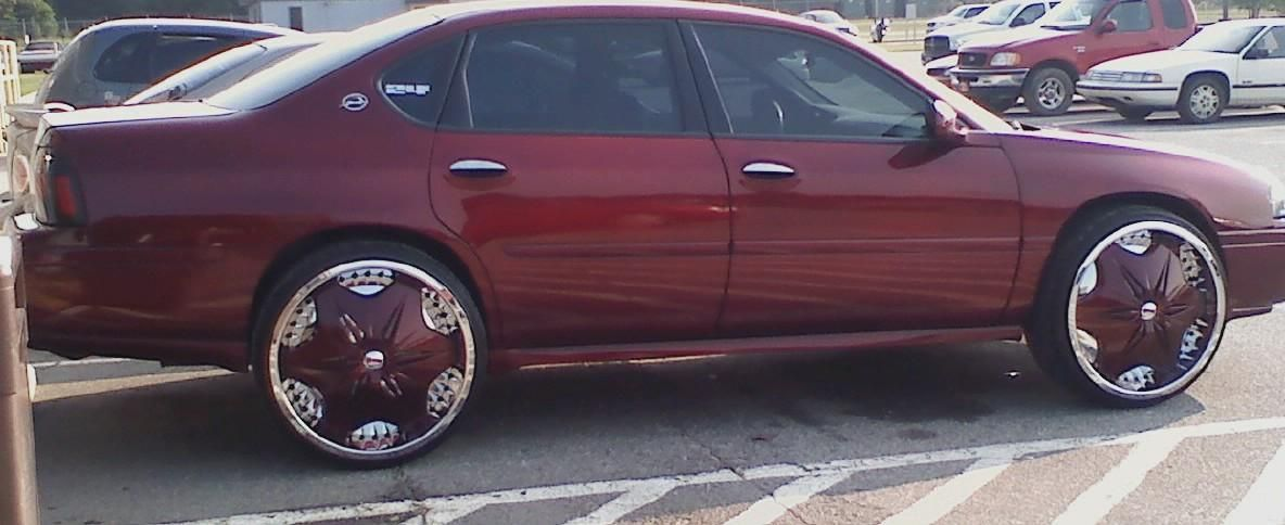 check out customized impala boy s 2005 chevrolet impala photos rh pinterest ca