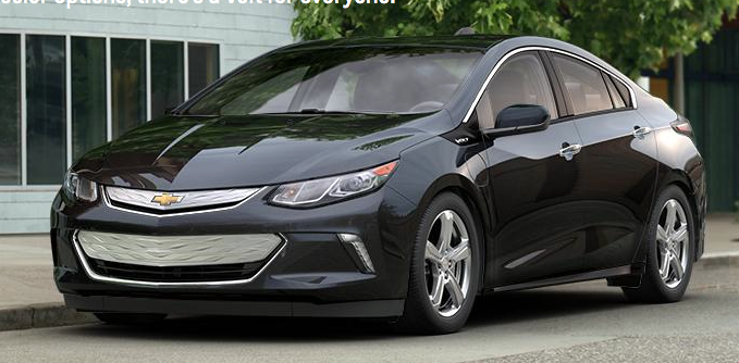 The Next Generation Chevy Volt Chevy Volt Chevrolet Volt Car