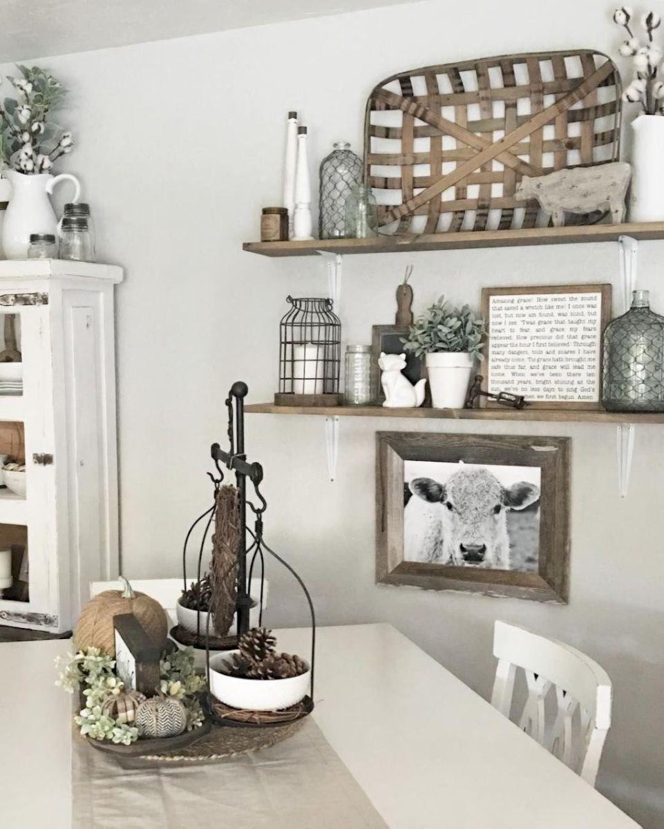 15 Best Farmhouse Kitchen Decor Ideas 15