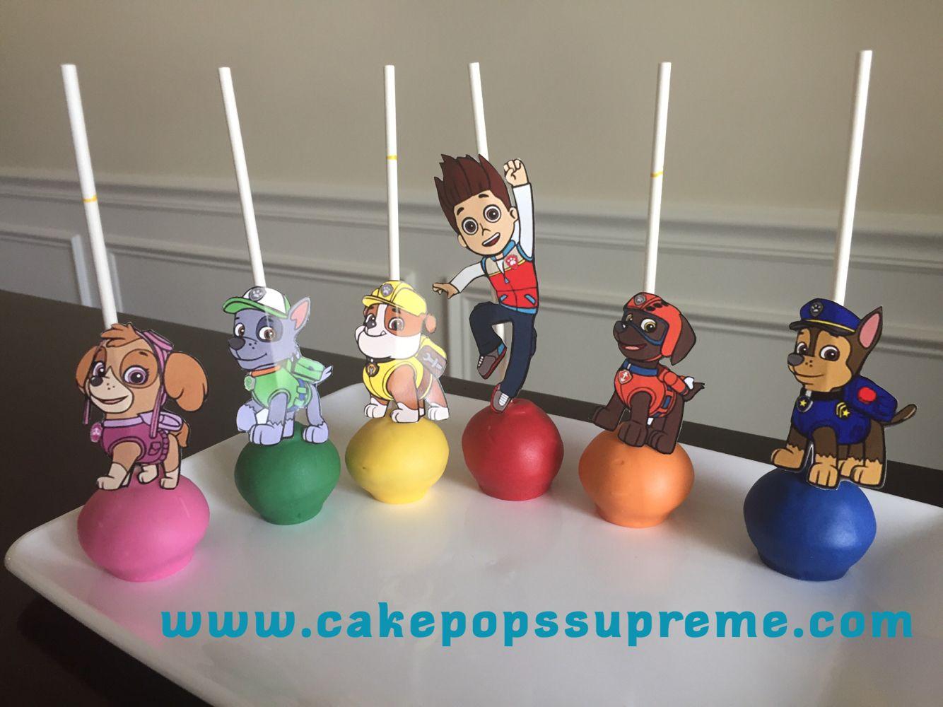 Paw Patrol In 2019 Paw Patrol Cake Paw Patrol Cupcakes