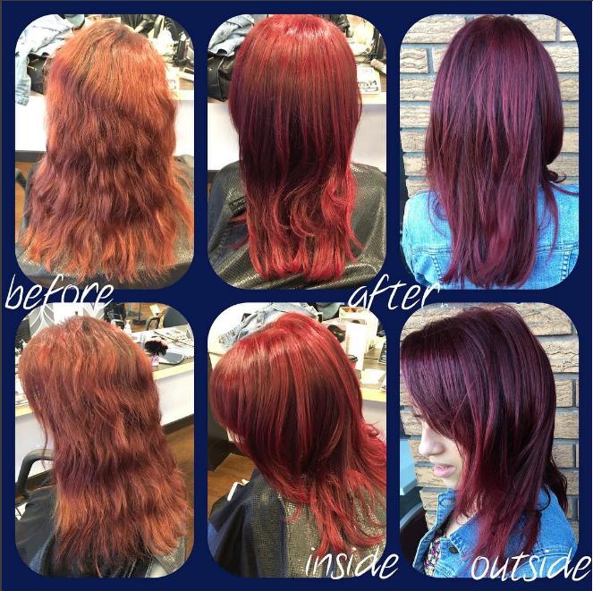When The Sun Makes Your Hair Change Color Elumen Makes Such