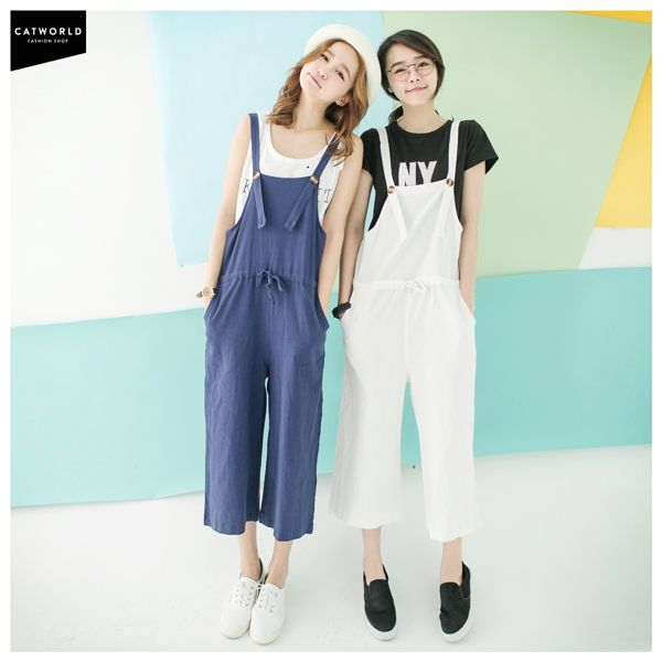 1dec2374974 Friends Overall Taiwan Online Shop Korean Style Asian Style Street Style  Simple Dress