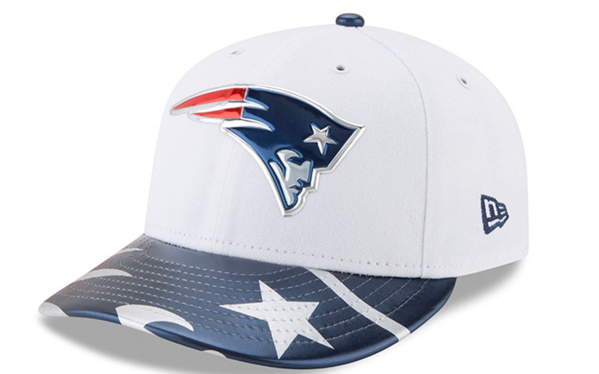 Exclusive Here S The Hat Football S Top Pick Will Wear At The 2017 Nfl Draft New England Patriots Gear New England Patriots Patriots