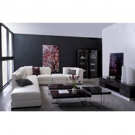 Bianca Leather Sectional Sectionals Living Room New York Style Furniture Mobilia Living