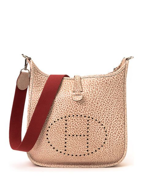 HERMÈS Two-Tone Shoulder Bag