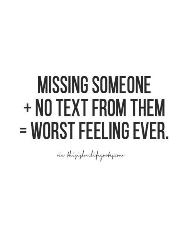 10 Quotes About Missing Someone You Love
