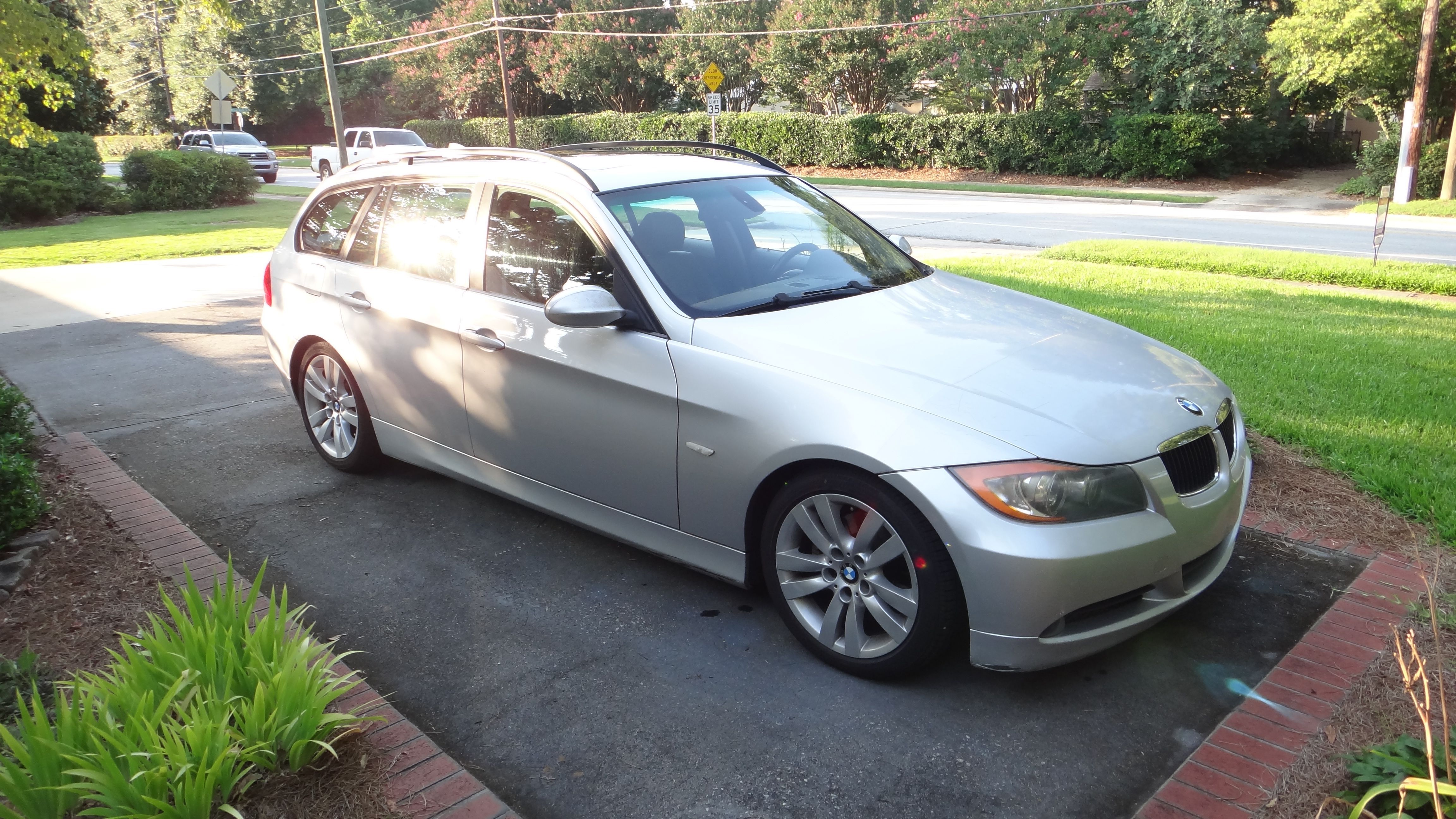 2007 bmw 328i wagon loved this car but had to sell it when i moved rh pinterest com  2007 bmw 328i a/c compressor