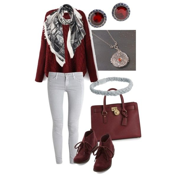 Red-chic