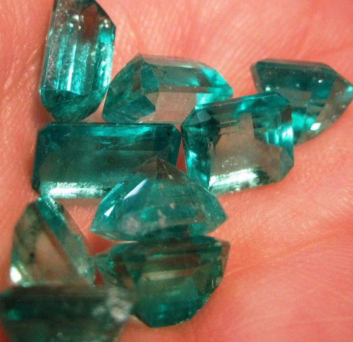 Colombian emeralds gems and minerals minerals crystals