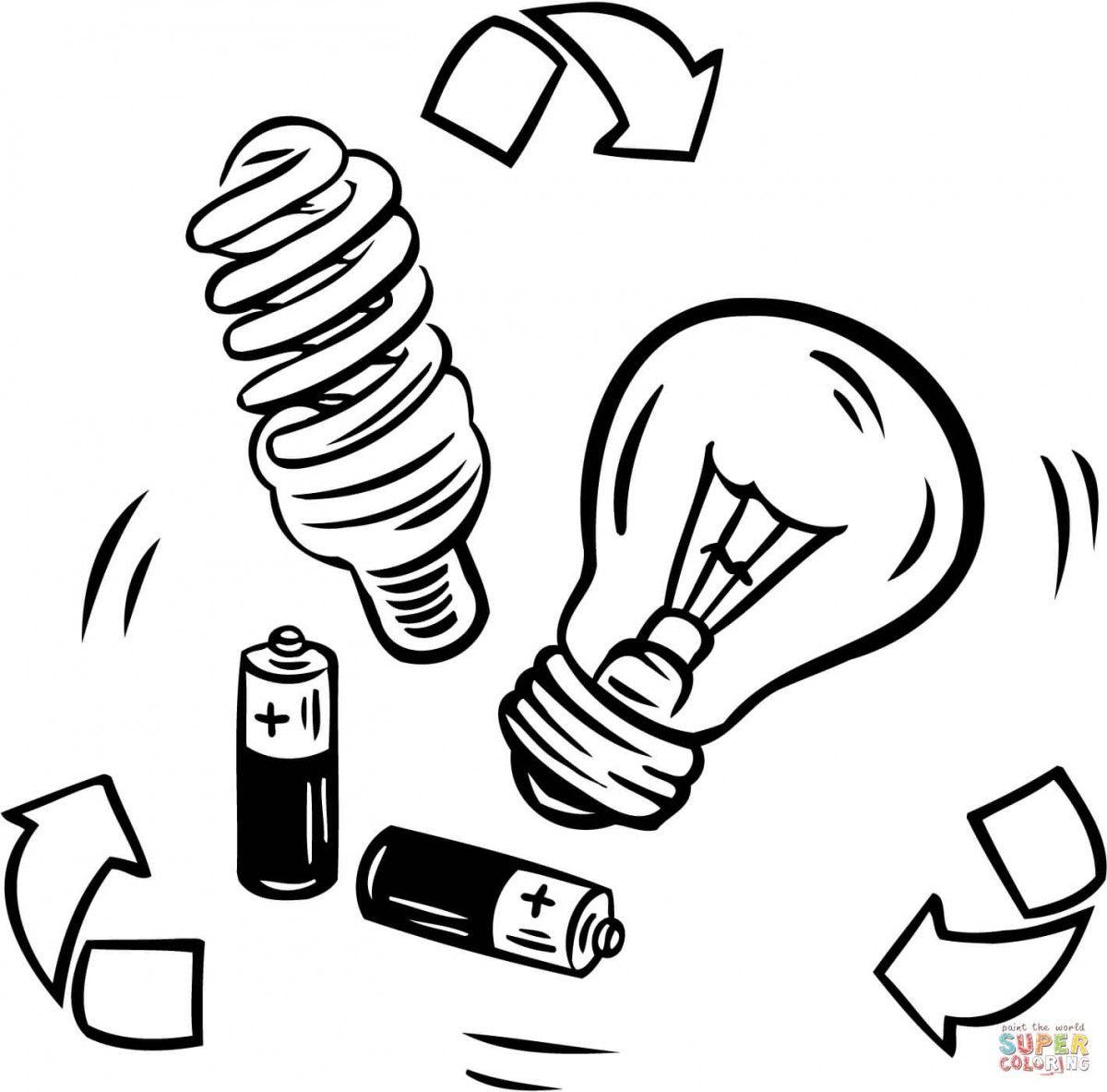 Zeyno Adli Kullanicinin Cevre Panosundaki Pin 2020 Boyama Sayfalari Enerji Tasarrufu Faaliyetler