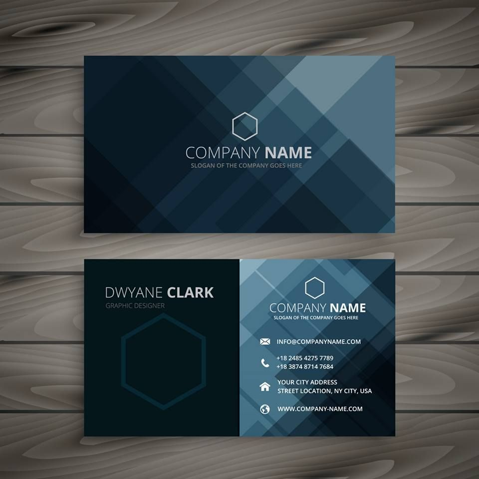 A Good Business Card Is An Extension Of Your Brand That Conveys The Right Information Business Cards Layout Graphic Design Business Card Modern Business Cards