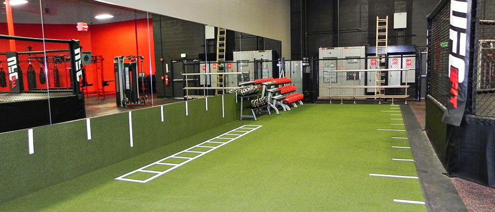 Gym Design Gym Ufc