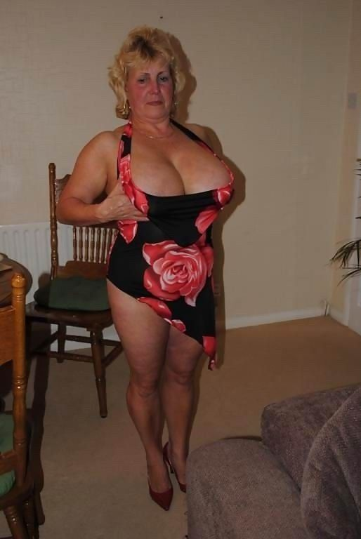 Thick mature milf big tits