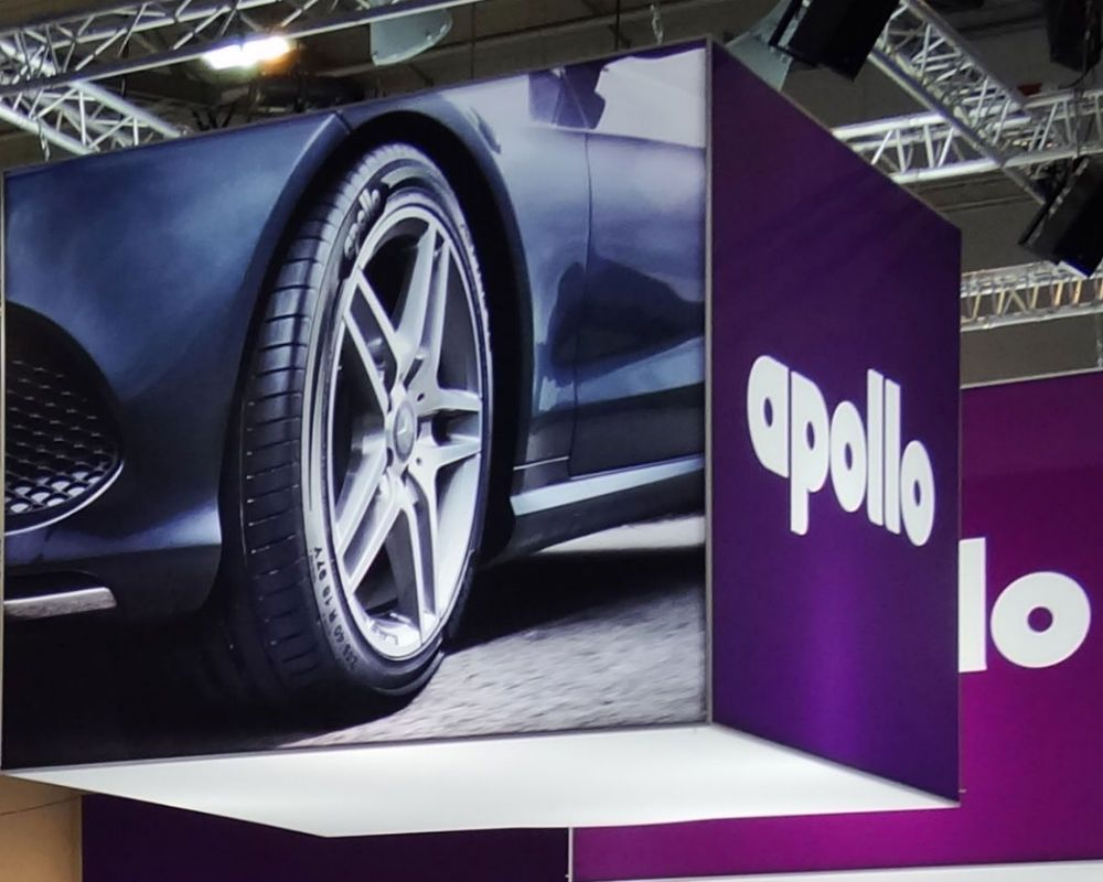 Apollo Tyres Ltd Is One Of The Most Renowned Tyre Manufacturer