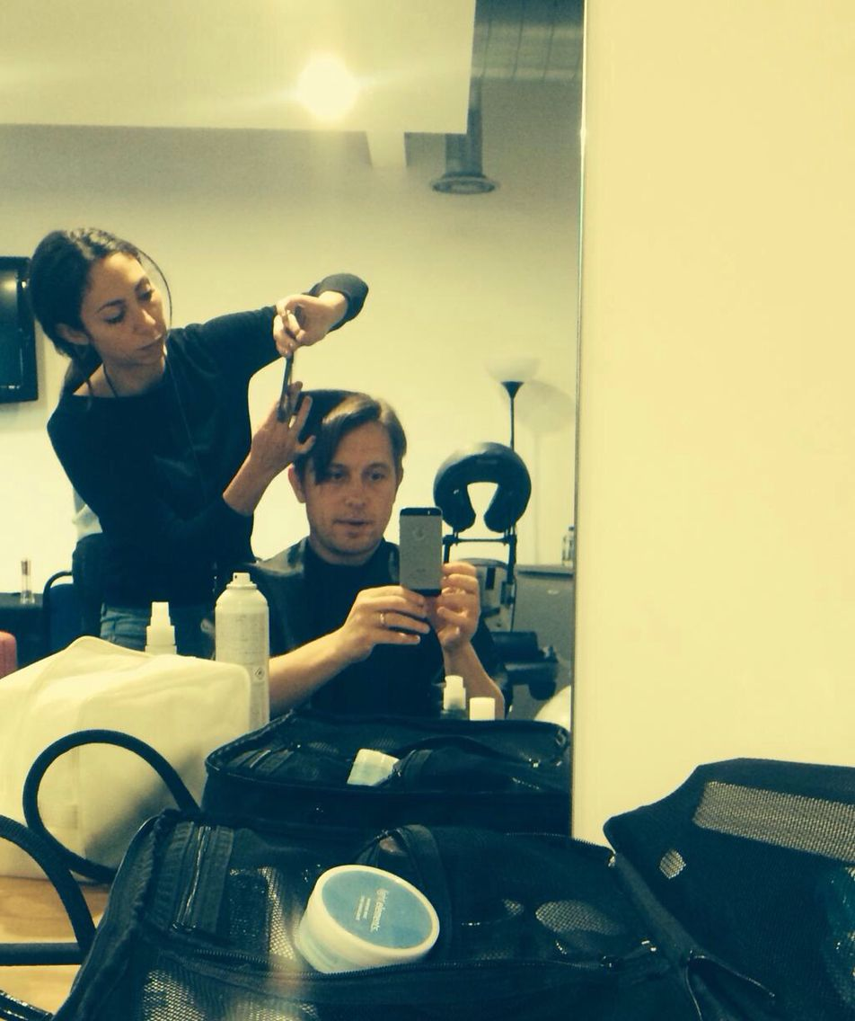 150424 Officialmarko Time To Get A Haircut I Think 3 Days To