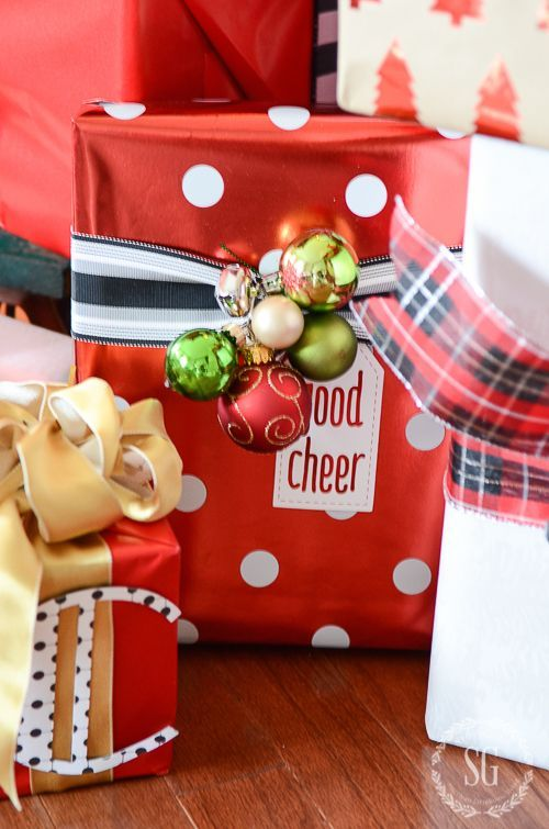 Ideas Para Envolver Regalos En Navidad Regalos Para Navidad - Ideas-para-navidad-regalos