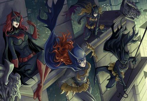 bat girl's (;