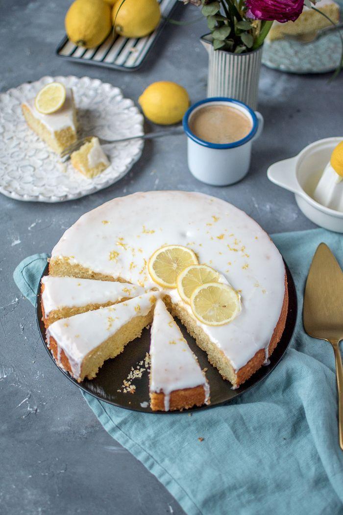 Photo of Zitronen-Grieß-Kuchen: Frisch ins neue Jahr ⋆ Knusperstübchen