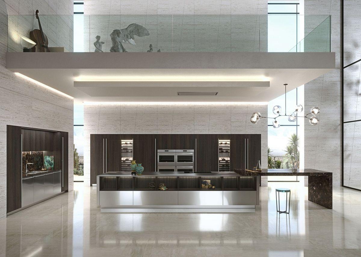 6 must-have luxury modern kitchen trends for 2018 | kitchen lighting