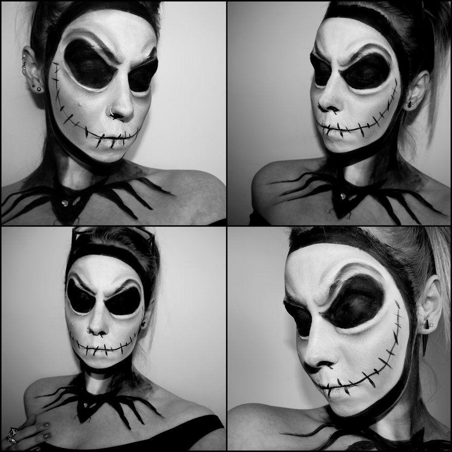 Jack Skellington by AxelJay on deviantART Halloween