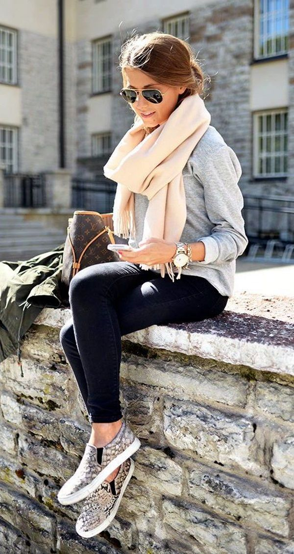 f7c081c6bd76 30 Cute Casual Outfits That Got Most Popular On Pinterest