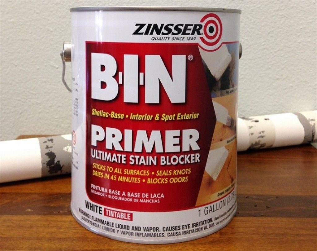 Zinsser Bin Primer Review Primer For Kitchen Cabinets Wood Primer Primer Review