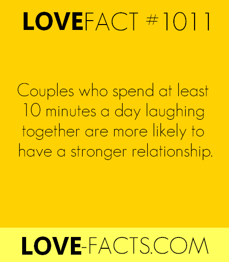 Cool facts about dating