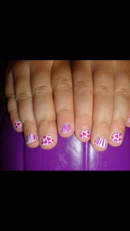 Pin by monica gomez on kids nail art | Pinterest | Kid nail art and ...