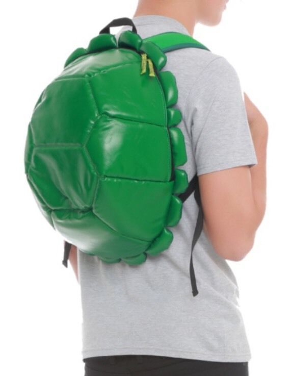 Age Mutant Ninja Turtles Backpack School Book Bag 4 Masks Gift Nwt Ebay