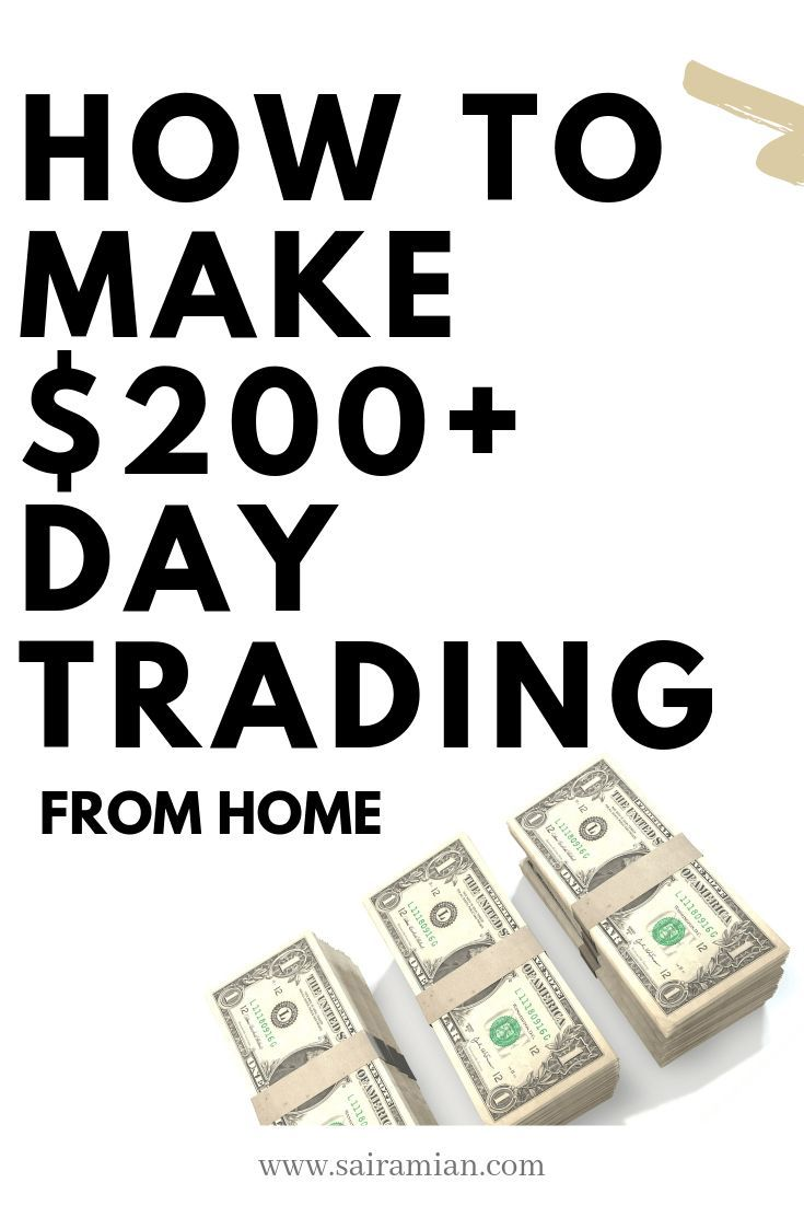 How to Make +$200 Daily - Day Trading. Perfect for stay at home moms, people looking to make side income, or anyone looking to work from home. Click the link and learn more about day trading today!