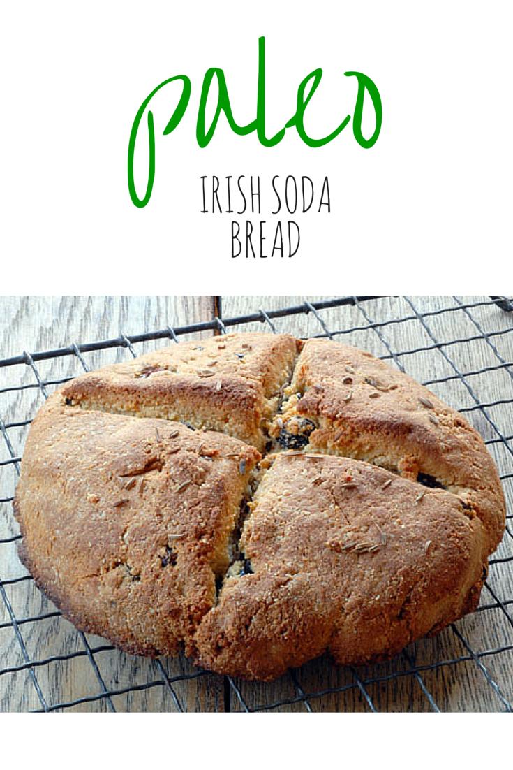Easy Gluten Free Irish Soda Bread Recipe Elana S Pantry Recipe Gluten Free Irish Soda Bread Soda Bread Paleo Irish Soda Bread