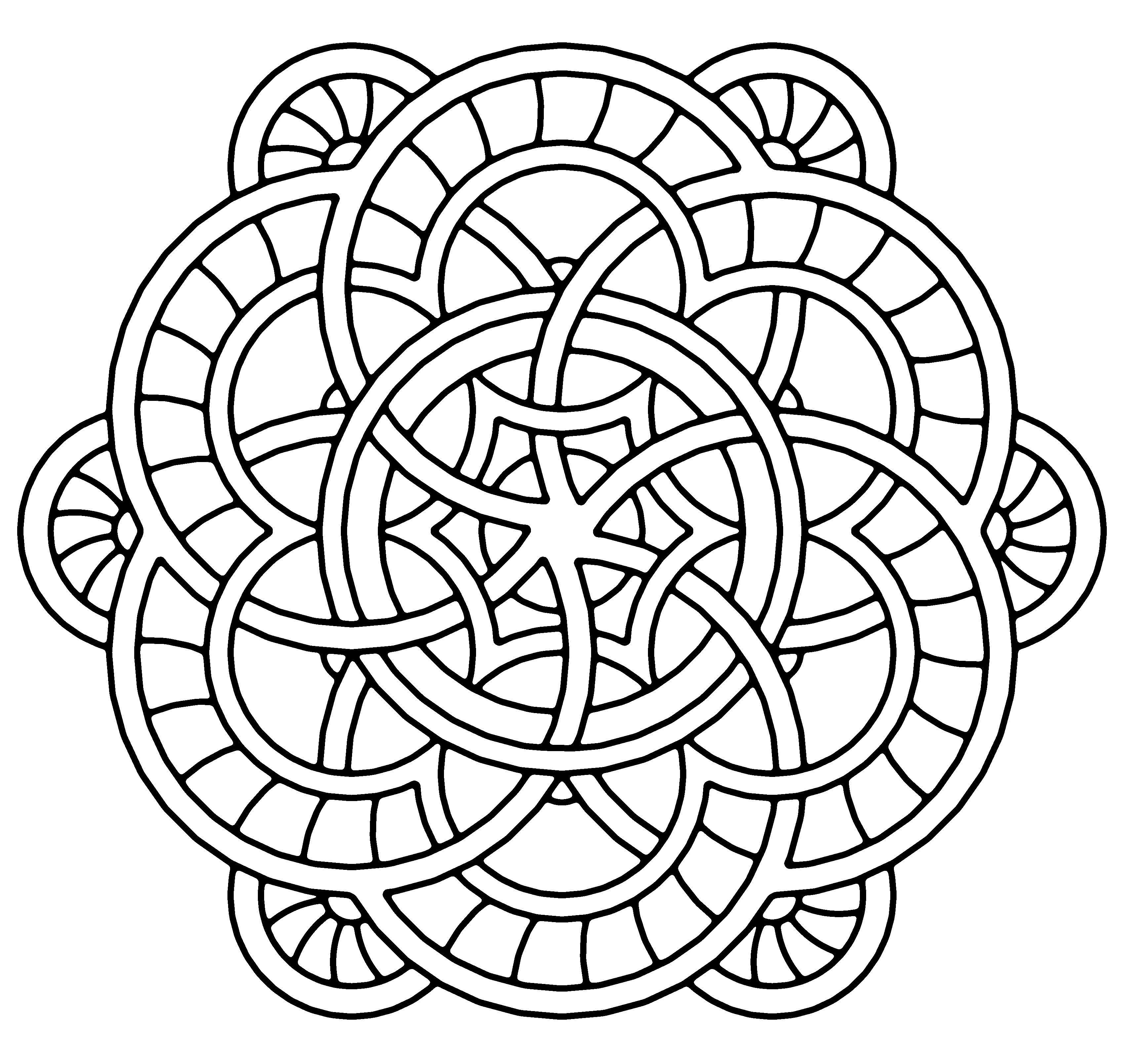 Unique Mandalas