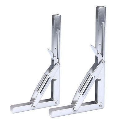 2pcs Heavy Duty Stainless Steel Marine Boat Folding Table Bracket 11 Us Ship Stainless Steel Table Legs Steel Table Legs Stainless Steel Table