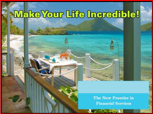 There is HUGE income potential in the financial services industry. In fact, our…