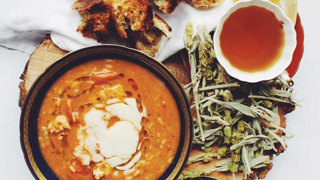 Turkische Linsensuppe Rezept Fur Das Orientalische Gericht