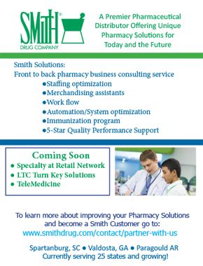 Smith Drug Company A Premier Pharmaceutical Distributor Offering