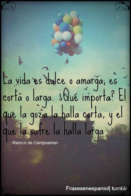 Quotes En Español De La Vida: Frases De Vida Cortas En Ingles