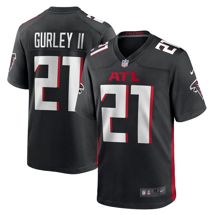 Men S Atlanta Falcons Todd Gurley Ii Nike Red 2nd Alternate Game Jersey In 2020 Atlanta Falcons Game Atlanta Falcons Atlanta Falcons Nike