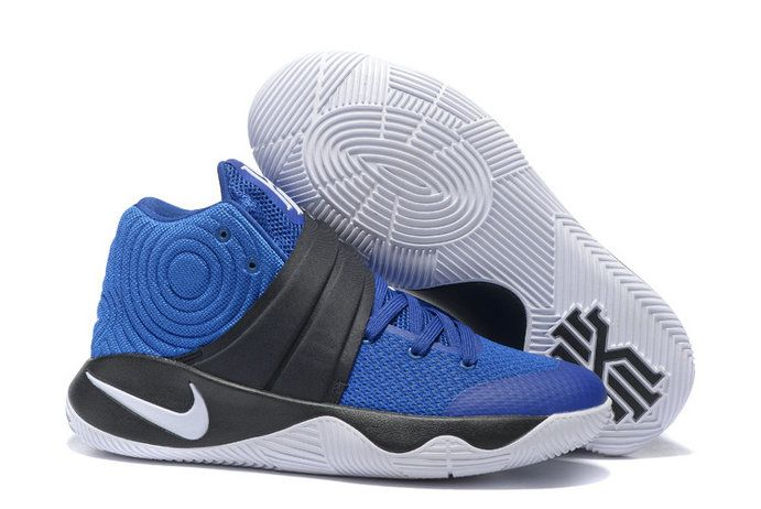 Nike Kyrie 2 2017 2018 Daily Nike Kyrie Irving 2 Shoes Royal Blue White for  Sale