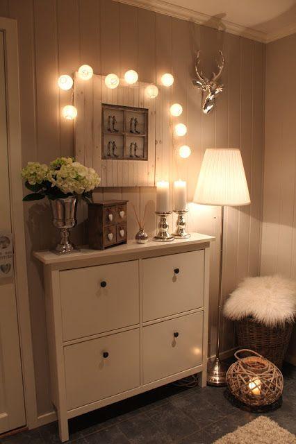 Eingangsraum Mit Ikea Schuhschrank Home Home Decor House Interior