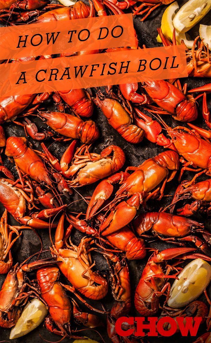 Crawfish boil recipe in 2020 boiled food seafood boil