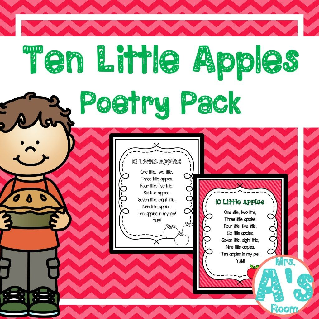 Poetry Is A Fantastic Learning Tool In Preschool And