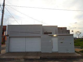 DIÁRIO DE CONSTRUÇÃO DE UMA CASA PEQUENA: FACHADA DA CASA PEQUENA: CORES DA SUVINIL.