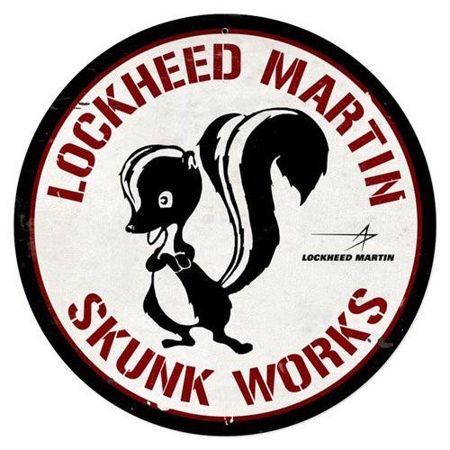 Lockheed Martin Skunk travail Vintage Logo Casquette De Baseball Imprimé emblème S//M L//XL