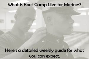 What is boot camp like in the Marine Corps USMC