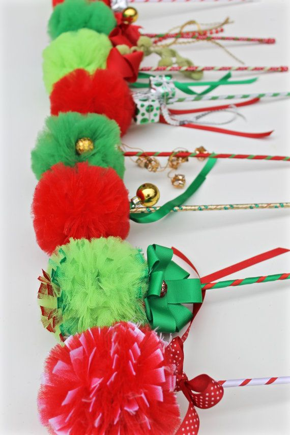 Ugly Christmas Sweater Party Favors, Wands, Decoration, Fun