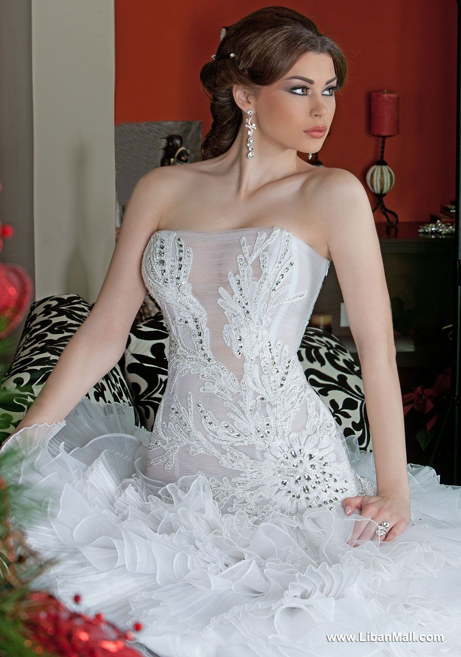 Weddings in lebanon - Wedding Gowns in Lebanon - Appolo Haute ...